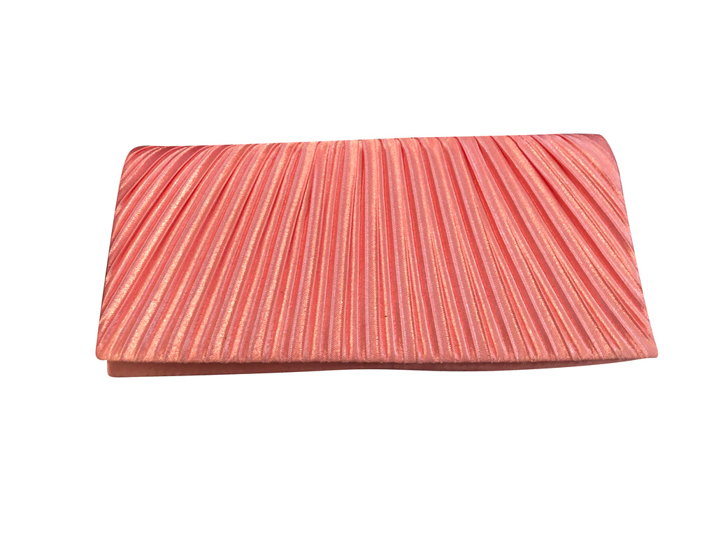 Patrice (Small Pink Evening clutch)