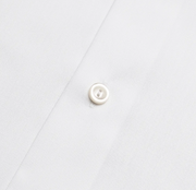 White Signature Twill Shirt