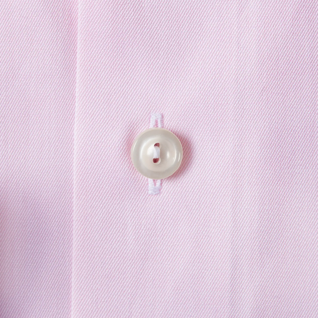 Pink Signature Twill Shirt