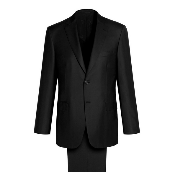 'ESSENTIAL' BLACK BRUNICO SUIT