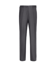 'ESSENTIAL' GRAY TIGULLIO TROUSERS