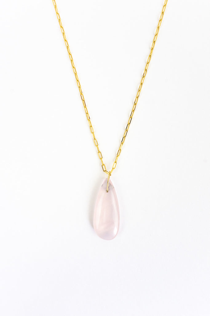Zoie Quartz Necklace
