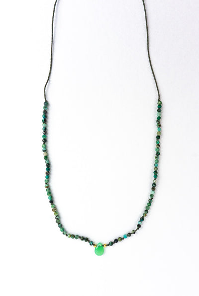 Raquel Stone Necklace