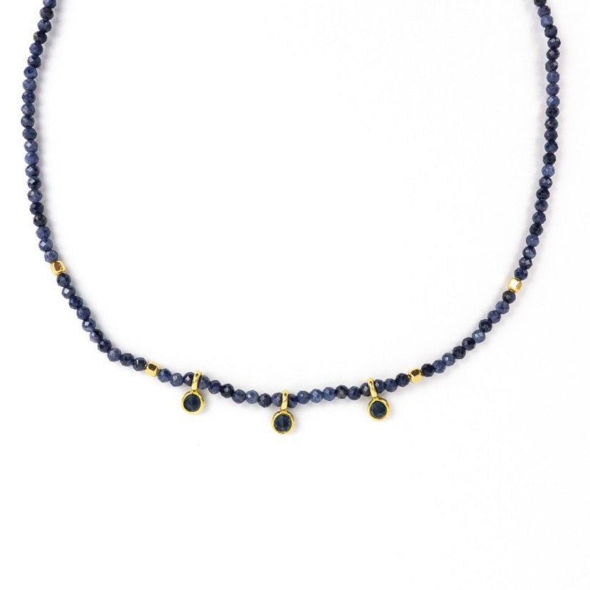 Marianna Droplette Necklace