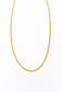 Victoria Gold Cable Necklace