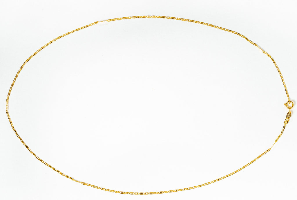 Moriah Chain Necklace