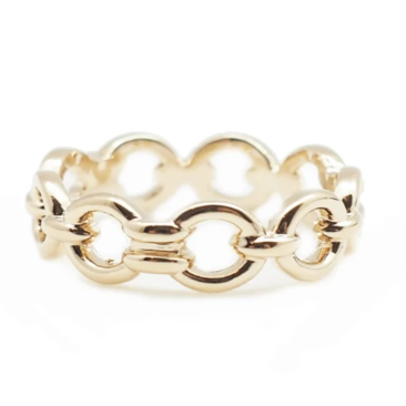 Stella Chain Ring
