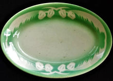 Load image into Gallery viewer, 1940s Vintage Butter Plate Jackson China Restaurant Ware Falls Creek Pa