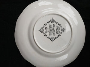 J&G Meakin Sterling Ironstone Salad Plates - made in England Set of 4