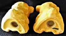 Load image into Gallery viewer, Ceramic Teddy Bear Salt and Pepper Shakers Vintage