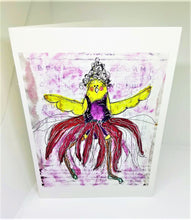 Load image into Gallery viewer, Beatrice Makes Her Dreams Come True Greeting Card