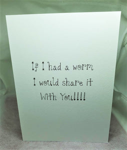Sharing Friends Greeting Card