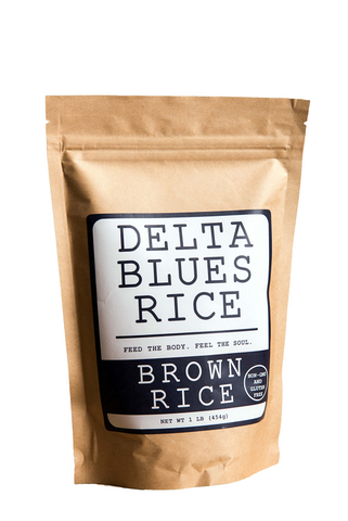 1 lb bag brown rice