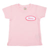 BABY - Personalized Tee - Short Sleeve - Pink