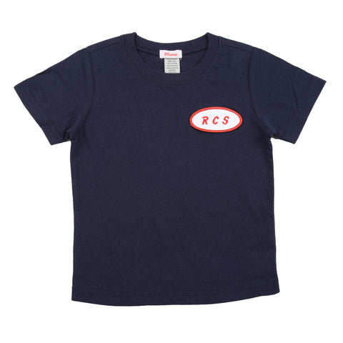 KID - Personalized Tee - Short Sleeve - Navy Blue