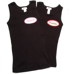 KID - Personalized Tank Top - Black