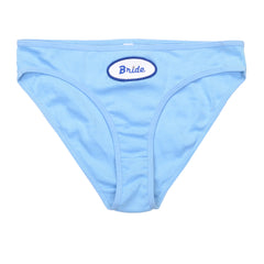 WOMAN - Low Rider Briefs - Baby Blue