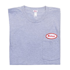 MEN - Personalized Shirt - Short Sleeve - Heather Gray