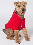 DOG - Personalized Hoodie - Red