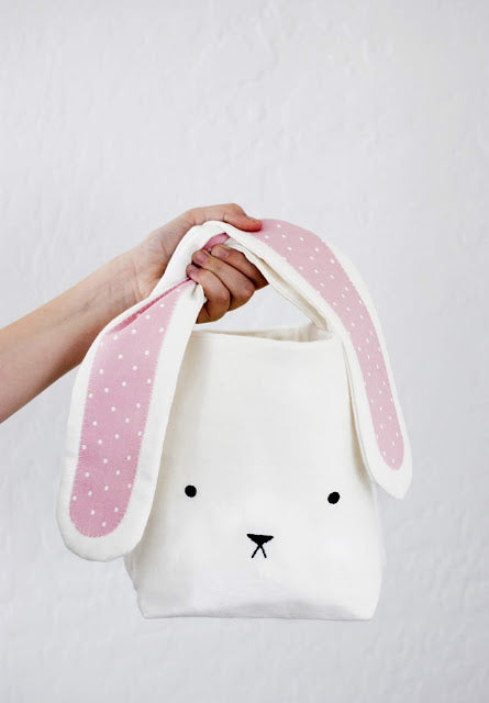 Bunny Basket Pattern