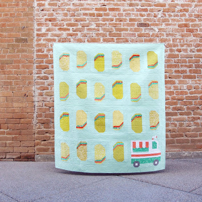 Sweet Treat & Taco Truck Quilt Pattern