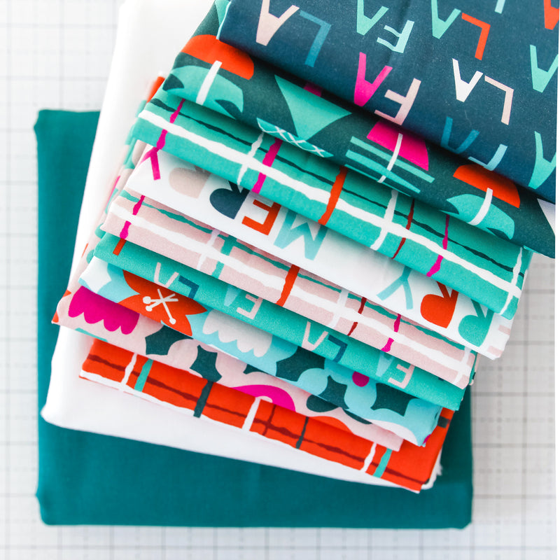 Kris Kringle Sewalong Info & Quilt Kits!