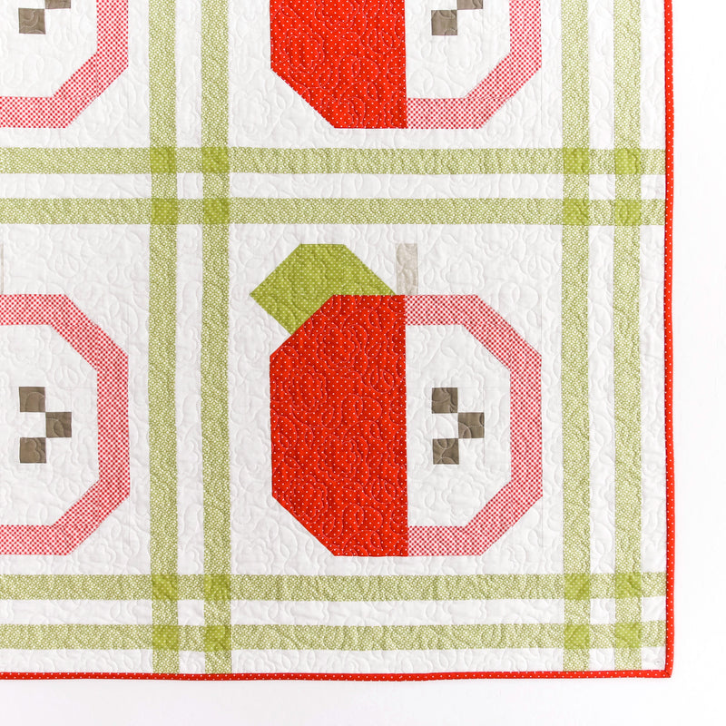 The Apple Orchard Quilt Pattern