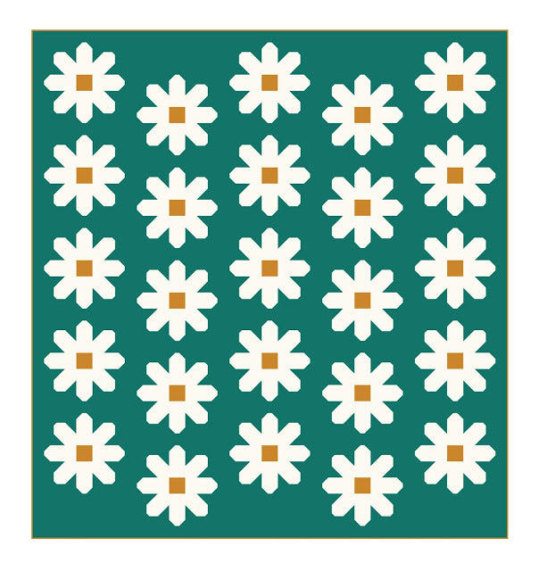Fresh as a Daisy Quilt Kits
