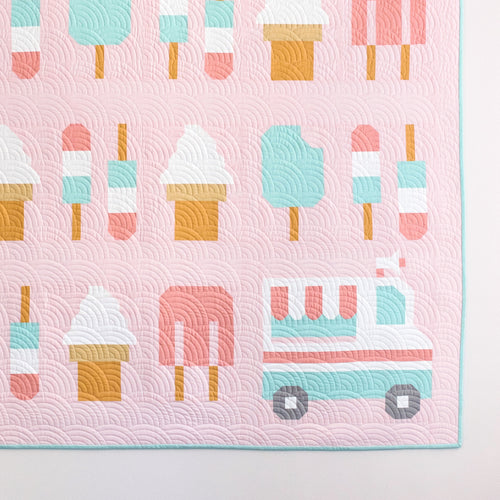 PDF Sweet Treat Quilt Pattern