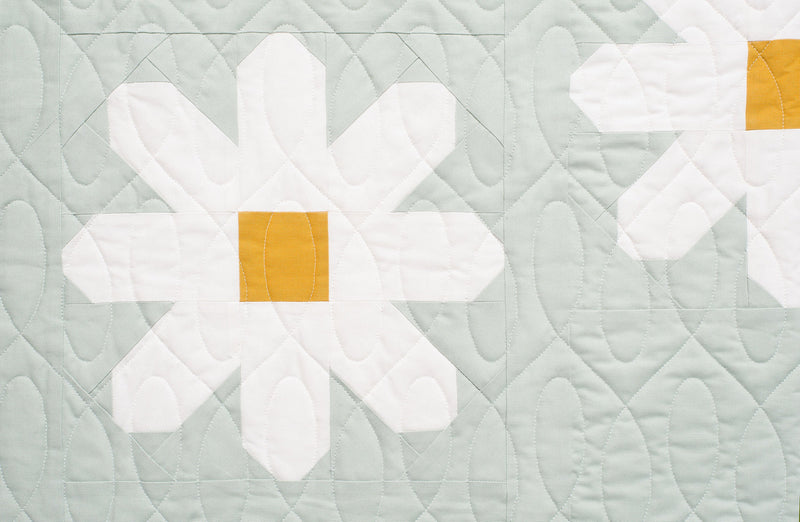 PDF Fresh as a Daisy Quilt Pattern