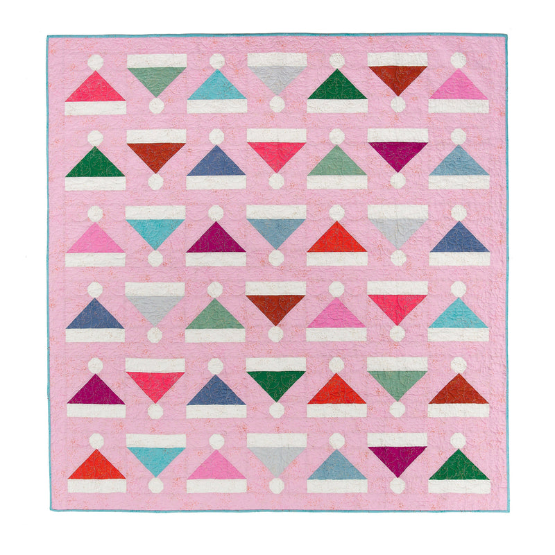 PRINTED Kris Kringle Quilt Pattern