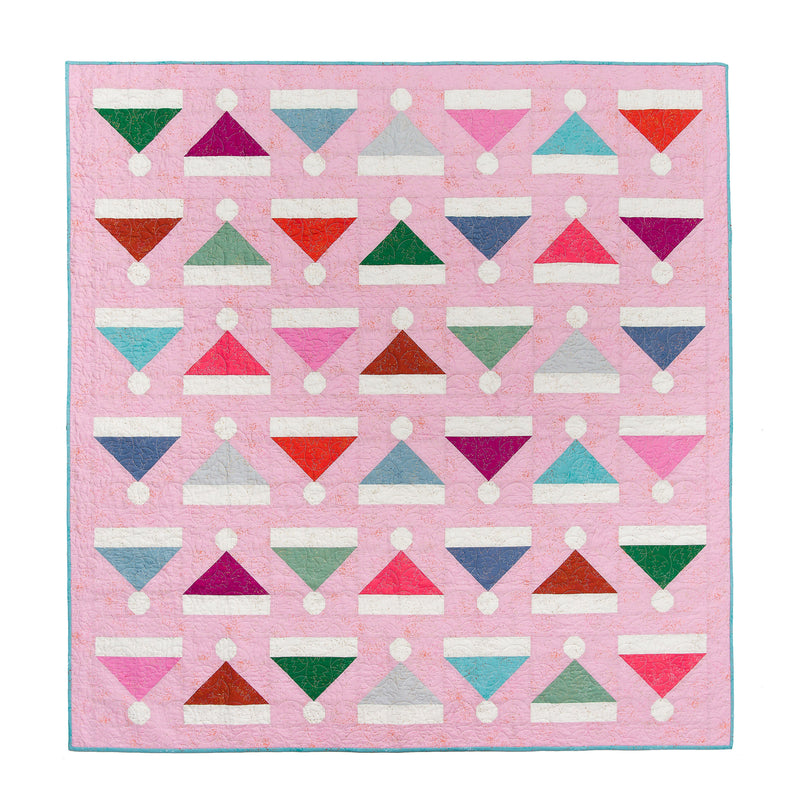 PDF Kris Kringle Quilt Pattern