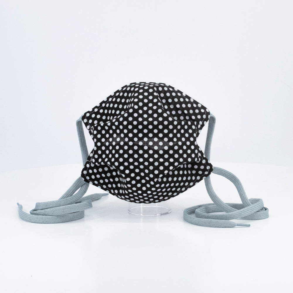 Exclusive Protective Face Mask, Polka dots