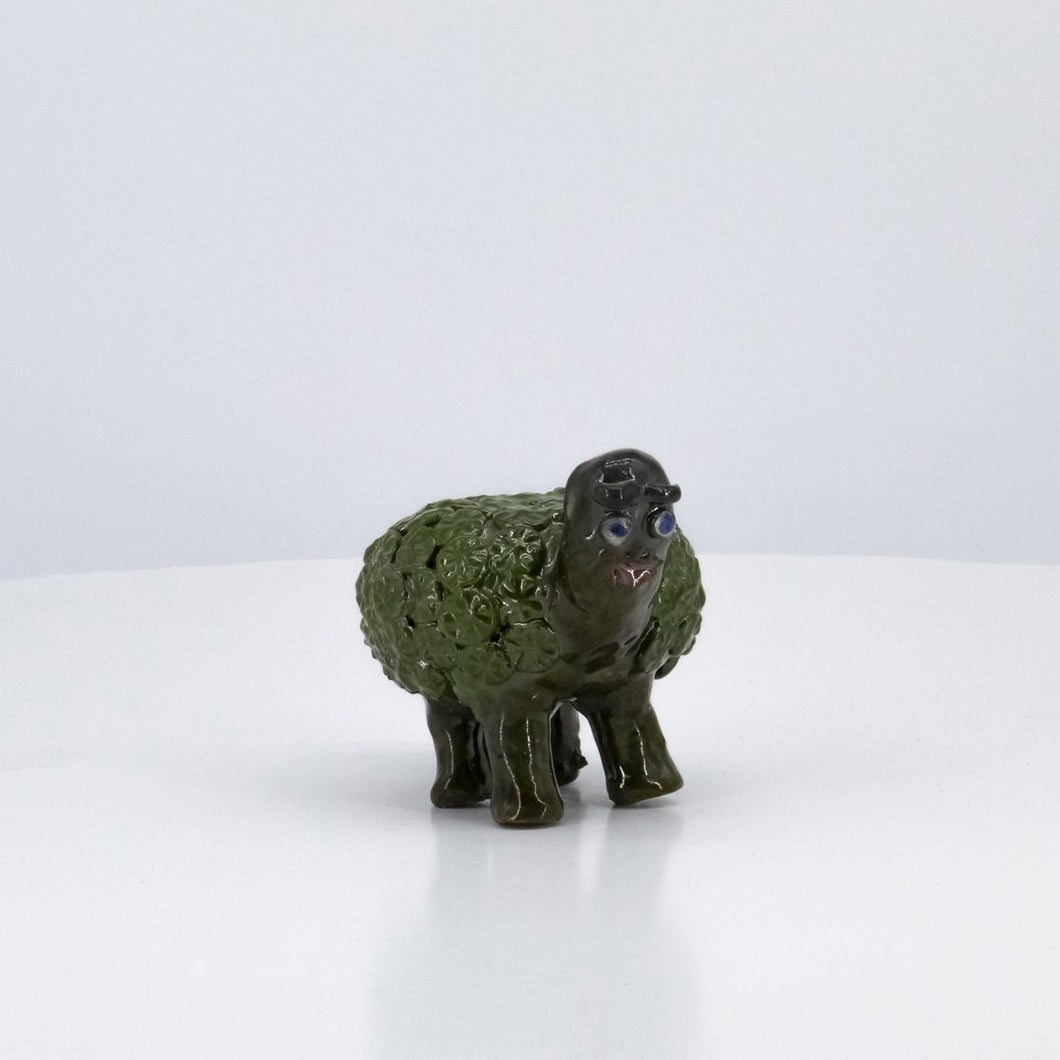 Bizarre Clay Animal Figure