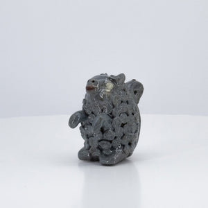 Bizarre Clay Animal Figures