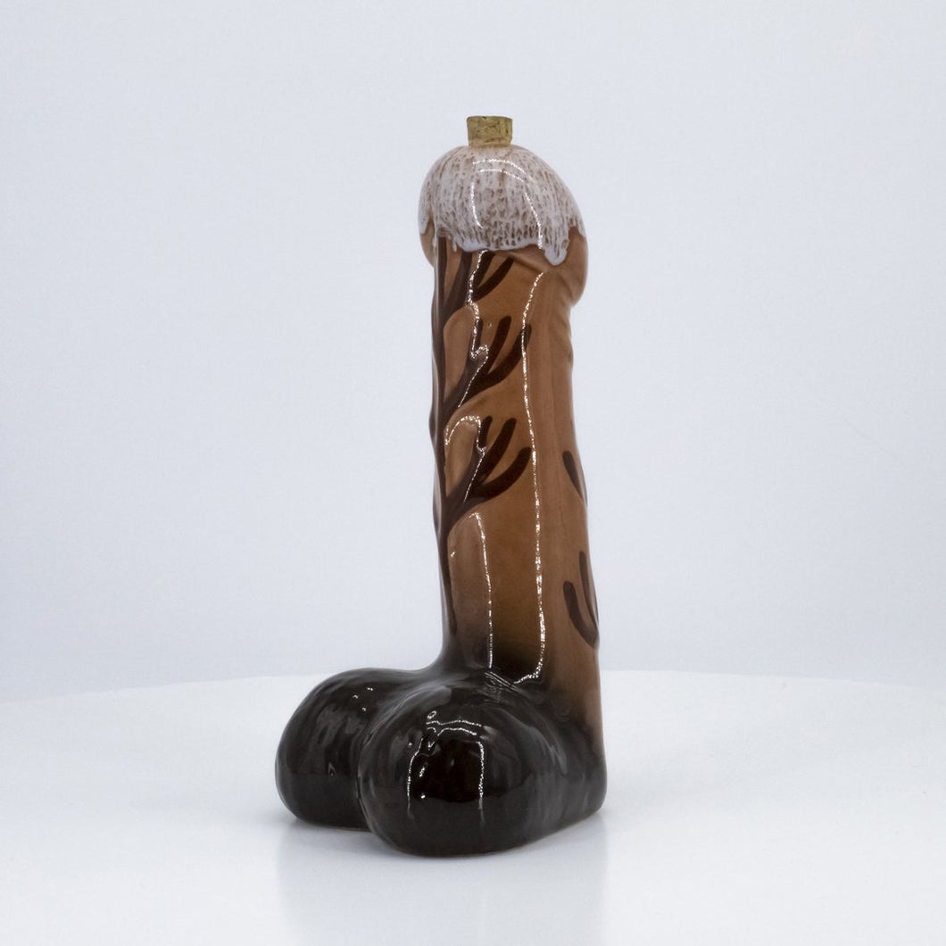 Ceramic Penis Bottle (M)