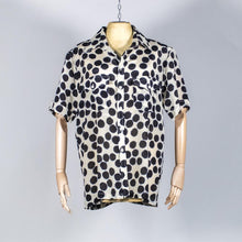 Load image into Gallery viewer, Exclusive Silk Shirt - Crazy Dots