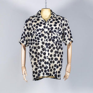 Exclusive Silk Shirt - Crazy Dots