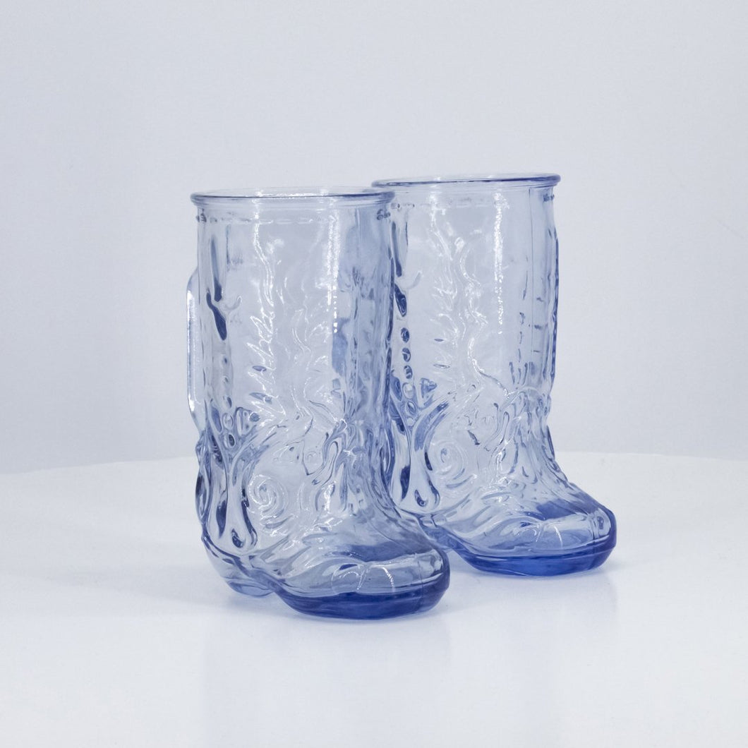 Glass Boots Mugs