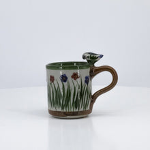 Load image into Gallery viewer, Handmade Bird Mug
