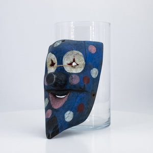 Handmade Clown Mask