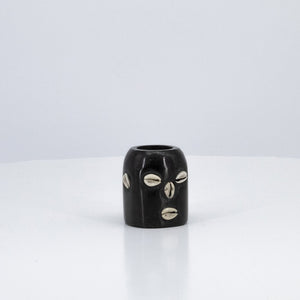 Onyx Voodoo Incense Burner