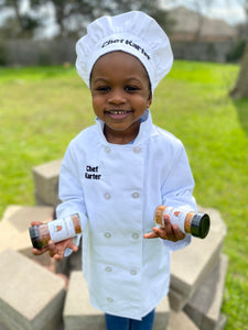 4-year-old Aspiring Chef Launches First Business