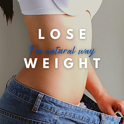 Lose weight the healthy and safe way!