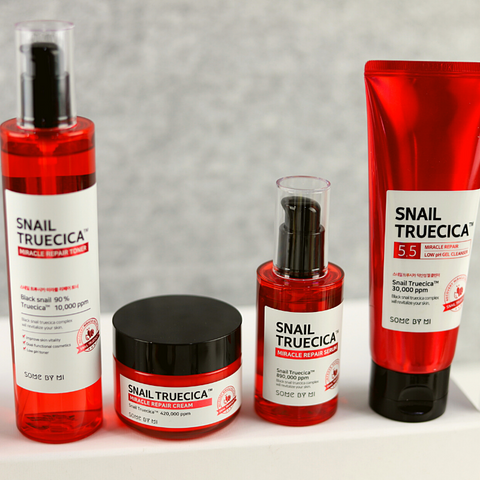 Snail Truecica Miracle Repair - SKIN ELASTICITY AND STRENGTHEN SKIN BARRIER