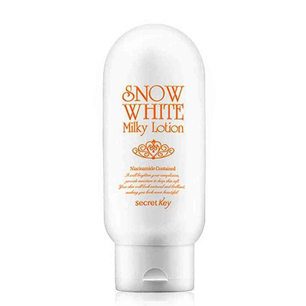 Secret Key Snow White Milky Lotion, 120g