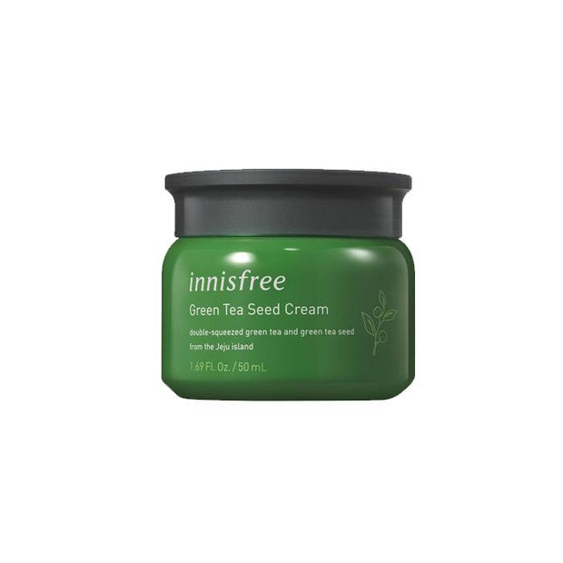 Innisfree Green Tea Seed Cream, 50ml (hydration)