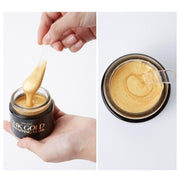 piolang 24k gold wrapping face mask product texture