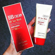3W CLINIC BB Cream UV Sun Block 50ml