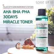 Somebymi AHA BHA PHA 30Days Miracle Toner,150ml
